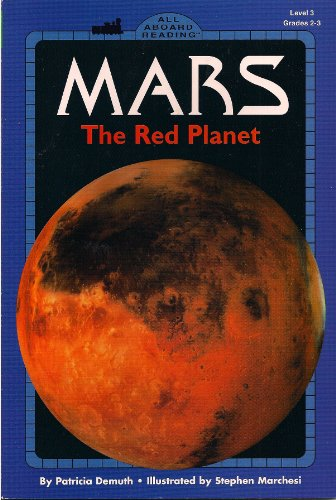 9780448418889: Mars (All Aboard Reading Level 3)