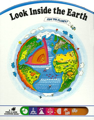 Look inside the Earth (Poke and Look) (0448418908) by Gina Ingoglia