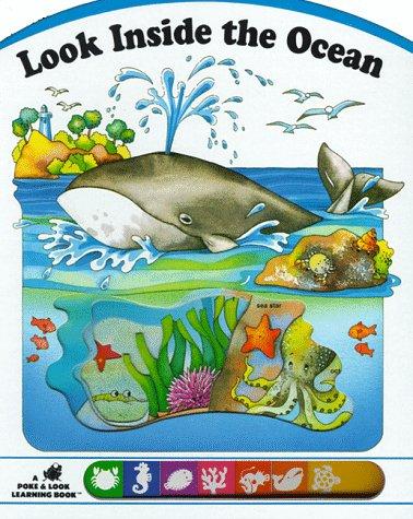 9780448418919: Look inside the Ocean (Poke and Look)