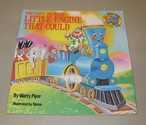 9780448419572: The Little Engine That Could easy to read