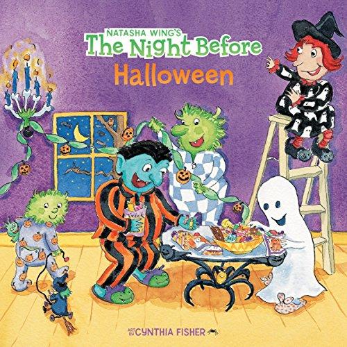 9780448419657: The Night Before Halloween