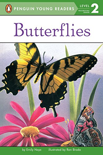 9780448419664: Butterflies (Penguin Young Readers, Level 2)