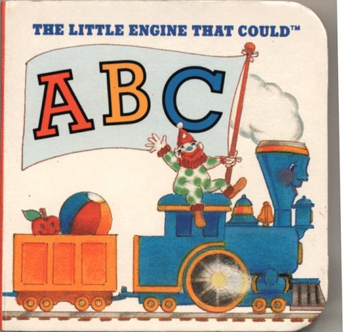 9780448419701: The Little Engine That Could ABC