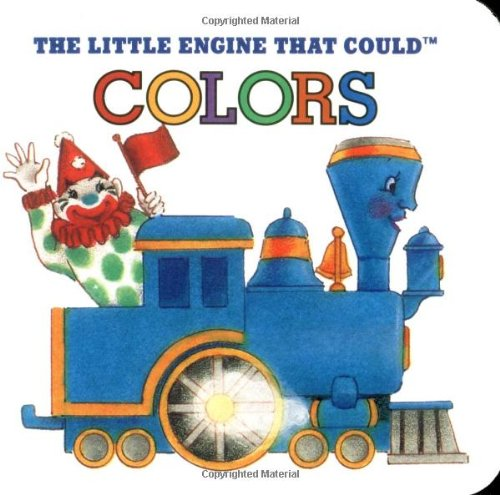 The Little Engine That Could Colors: Piper, Watty
