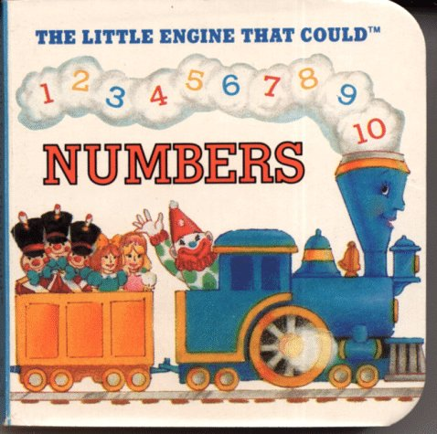 9780448419725: The Little Engine That Could Numbers