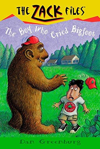 Zack Files 19: the Boy Who Cried Bigfoot (The Zack Files) (9780448420417) by Dan Greenburg; Jack E. Davis