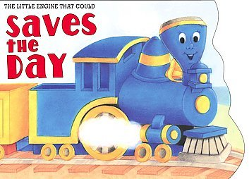 9780448420615: The Little Engine That Could Saves the Day