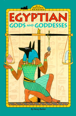 9780448420813: Egyptian Gods and Goddesses (All Aboard Reading. Station Stop 2)