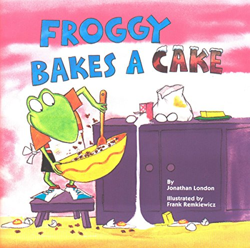 9780448421537: Froggy Bakes a Cake