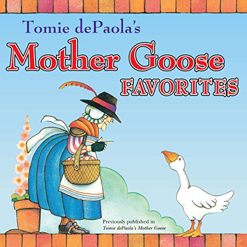 9780448421551: Tomie dePaola's Mother Goose Favorites (Reading Railroad)