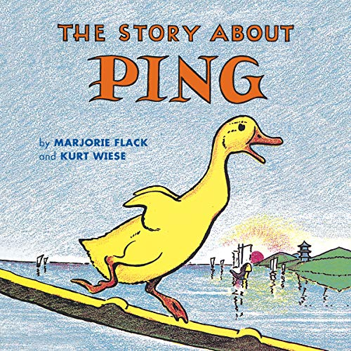 9780448421650: The Story about Ping (Reading Railroad)