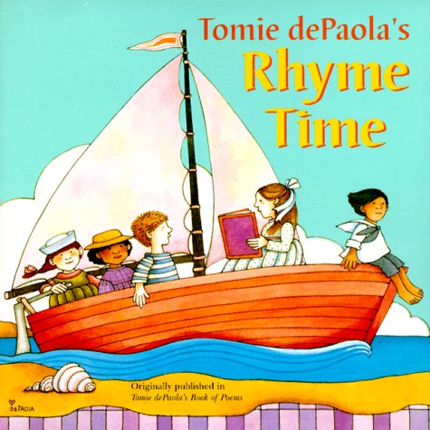 9780448421674: Tomie dePaola's Rhyme Time (Reading Railroad Books)