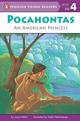 9780448421810: Pocahontas: An American Princess (Penguin Young Readers, Level 4)
