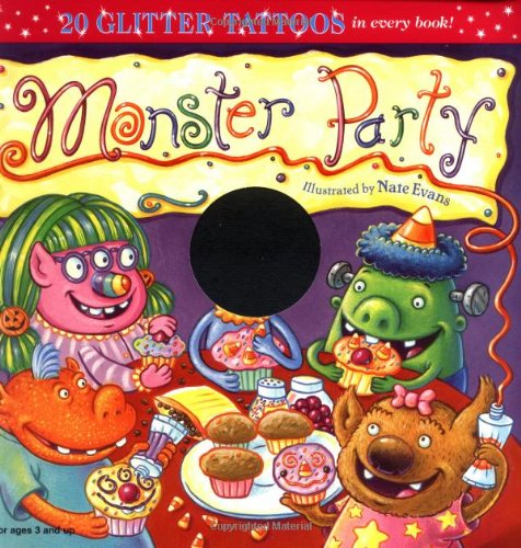 9780448421858: Monster Party
