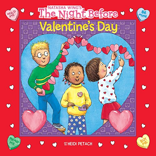 9780448421889: The Night Before Valentine's Day