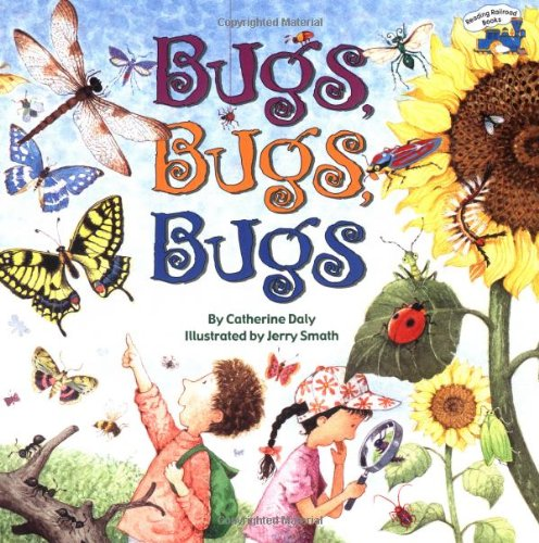 9780448421896: Bugs, Bugs, Bugs (Reading Railroad)