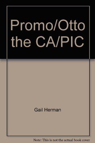 9780448422541: Promo/Otto the CA/PIC