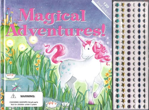 9780448422770: Magical Adventures! (Jewel Sticker Stories) (Jewel Stickers Stories)