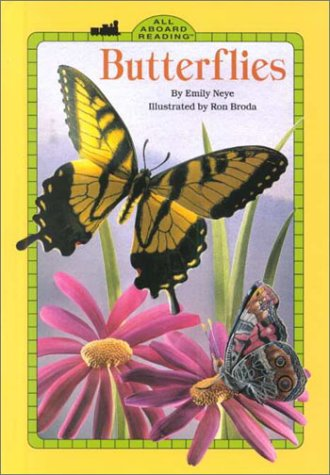 9780448422800: Butterflies GB (All Aboard Reading)