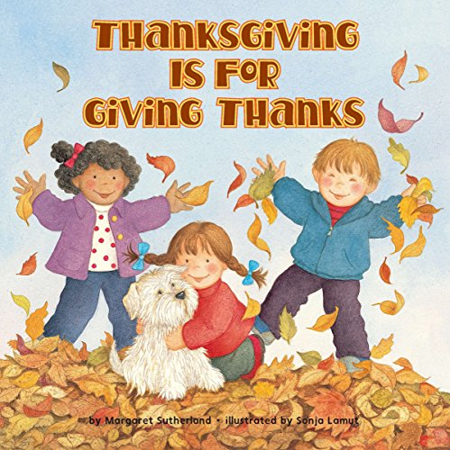 9780448422862: Thanksgiving Is for Giving Thanks! (Reading Railroad)