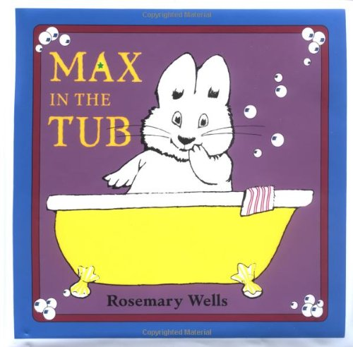 9780448422954: Max in the Tub