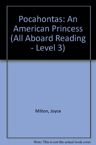 9780448422985: Pocahontas GB: An American Princess (All Aboard Reading)