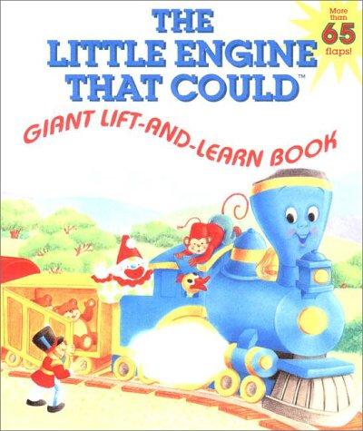 The Little Engine That Could: Giant Lift-And-Learn: Piper, Watty