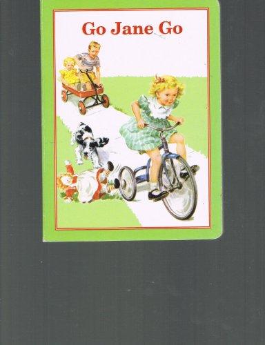 9780448424125: Go Jane Go (Board Book)