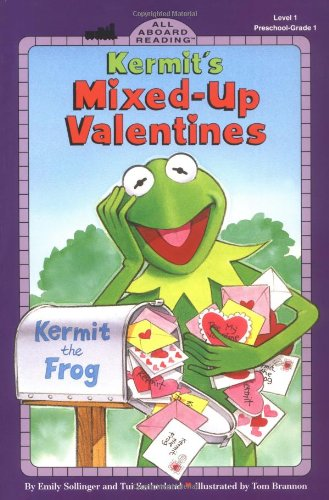 9780448424132: Kermit's Mixed-Up Valentines (Muppets)