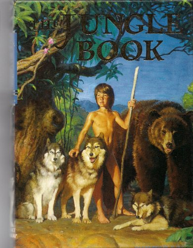 9780448424408: Jungle Book/spec (Illustrated Junior Library)