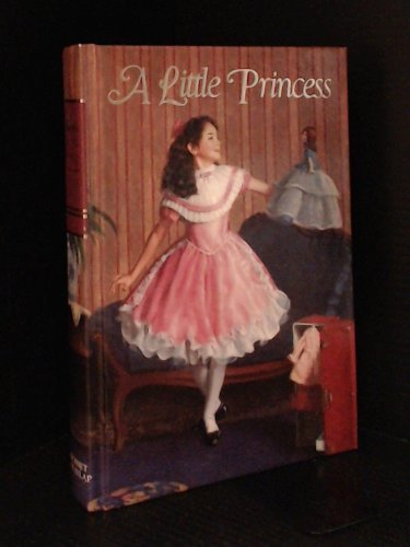 9780448424422: A Little Princess (Illustrated Junior Library)