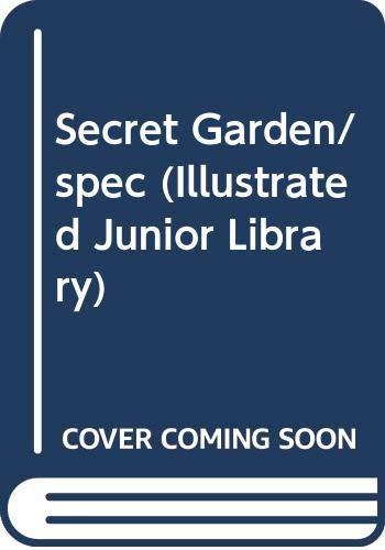 9780448424446: Secret Garden/spec (Illustrated Junior Library)