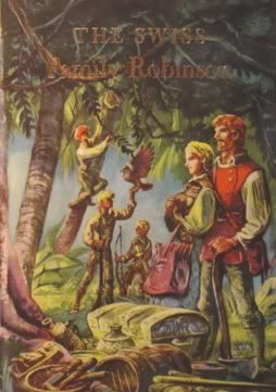 9780448424453: The Swiss Family Robinson (Illustrated Junior Library)