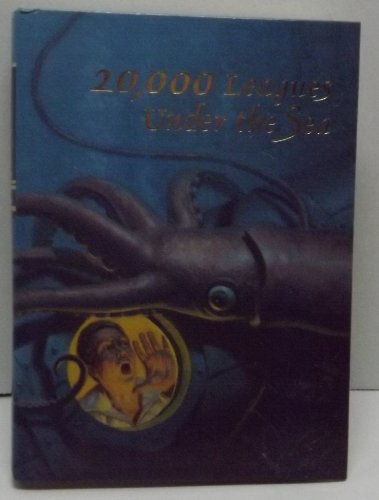 9780448424484: 20,000 Leagues under the Sea (Illustrated Junior Library)