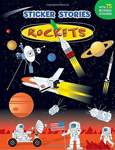 9780448424613: Rockets (Sticker Stories)