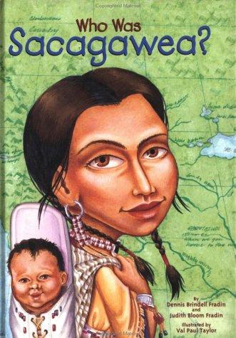 9780448424866: Who Was Sacagawea? GB