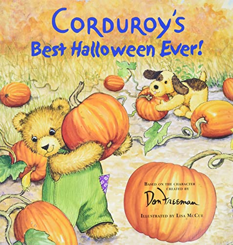 9780448424996: Corduroy's Best Halloween Ever! (Reading Railroad)