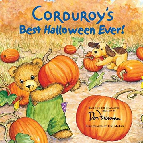 9780448424996: Corduroy's Best Halloween Ever!
