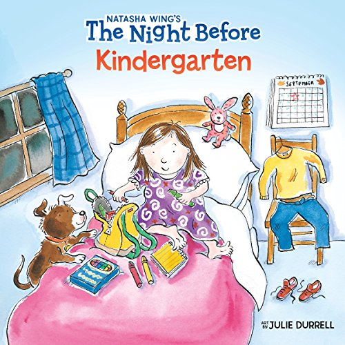 9780448425009: The Night Before Kindergarten