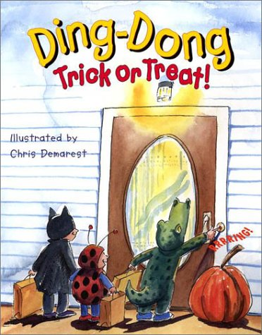 9780448425139: Ding Dong, Trick or Treat