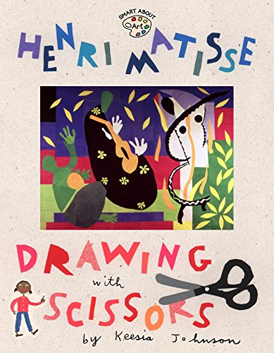 9780448425191: Henri Matisse: Drawing with Scissors (Smart About Art)