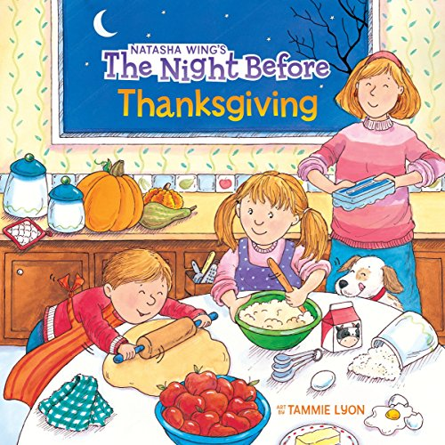 9780448425290: The Night Before Thanksgiving