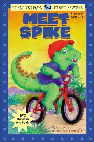 9780448425405: Meet Spike (All Aboard Reading Pre-Level 1)