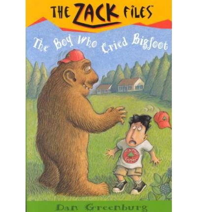 SP Zack Files 19: The Boy Who Cried Bigfoot (9780448425764) by Dan Greenburg