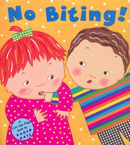 9780448425849: No Biting! (Lift-The-Flap Book)