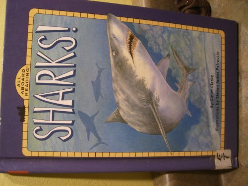 9780448425887: Sharks (All Aboard Reading, Level 1)