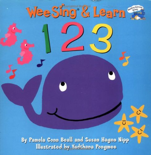 9780448425894: Wee Sing & Learn 123 (Reading Railroad)
