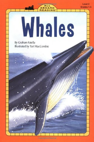 9780448426006: Whales (All Aboard Science Reader)