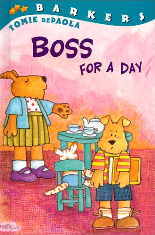 9780448426181: Boss for a Day (GB) (All Aboard Reading)