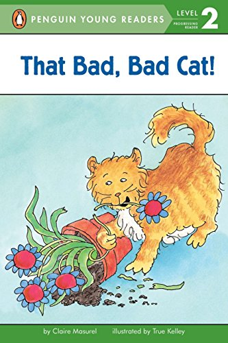 9780448426228: That Bad, Bad Cat! (Penguin Young Readers, Level 2)